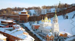 Обзорная экскурсия по Нижнему Новгороду - уменьшенная копия фото №4