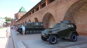 Нижегородский кремль - уменьшенная копия фото №3