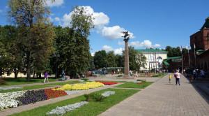 Нижегородский кремль - уменьшенная копия фото №6