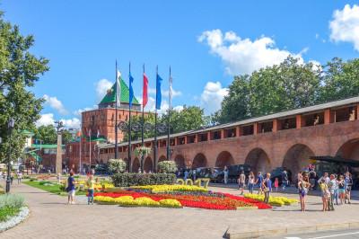 Нижегородский кремль – фото достопримечательности вы увидите на экскурсии