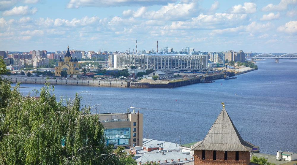 Стрелка (Нижний Новгород) - фото №1