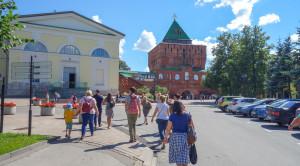 Обзорная экскурсия по Нижнему Новгороду - уменьшенная копия фото №9