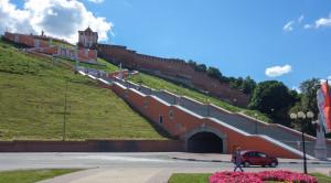 Обзорная экскурсия по Нижнему Новгороду - уменьшенная копия фото №11