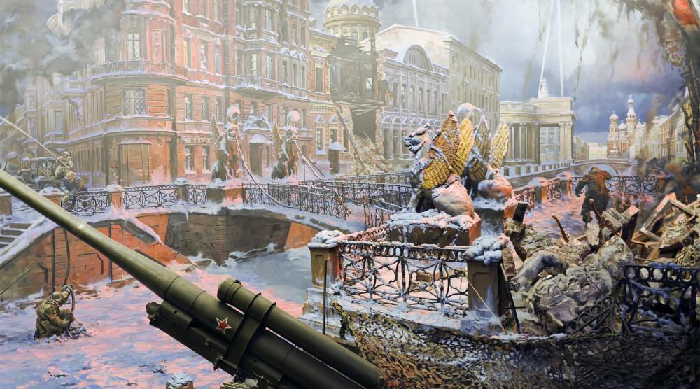 Подвигу твоему, Ленинград! - фото №1