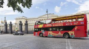 «CITY SIGHTSEEING» - экскурсия по Санкт-Петербургу на красном двухэтажном автобусе - уменьшенная копия фото №9