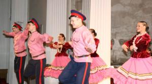 Фольклорное шоу «Почувствуй себя русским!» в Николаевском дворце - уменьшенная копия фото №2