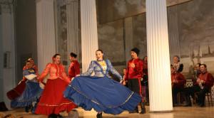 Фольклорное шоу «Почувствуй себя русским!» в Николаевском дворце - уменьшенная копия фото №3