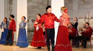 Фольклорное шоу «Почувствуй себя русским!» в Николаевском дворце - уменьшенная копия фото №4
