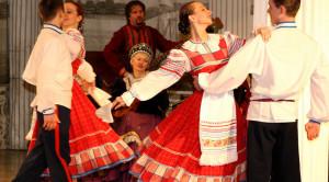 Фольклорное шоу «Почувствуй себя русским!» в Николаевском дворце - уменьшенная копия фото №5