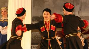 Фольклорное шоу «Почувствуй себя русским!» в Николаевском дворце - уменьшенная копия фото №6