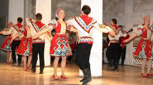 Фольклорное шоу «Почувствуй себя русским!» в Николаевском дворце - уменьшенная копия фото №1