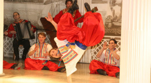 Фольклорное шоу «Почувствуй себя русским!» в Николаевском дворце - уменьшенная копия фото №8