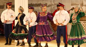 Фольклорное шоу «Почувствуй себя русским!» в Николаевском дворце - уменьшенная копия фото №9