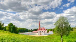 Экскурсия в Гатчинский дворец на ретропоезде - уменьшенная копия фото №4