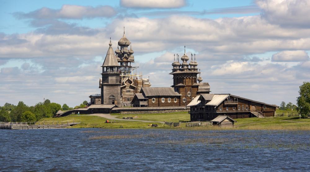 Поездка на метеоре из Петрозаводска на остров Кижи и обратно - фото