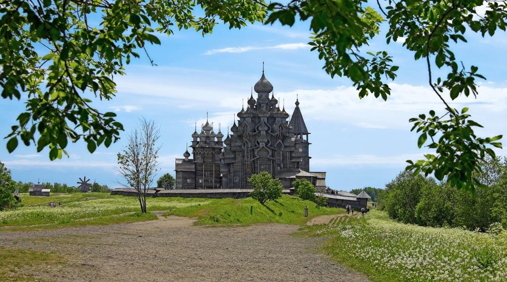 Кижи - наследие ЮНЕСКО - фото №1