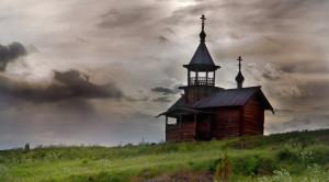 Часовня Михаила Архангела - уменьшенная копия фото №3
