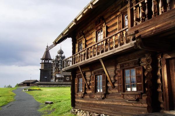 «Кижи - Рускеала - Марциальные Воды - Кивач» - экскурсионный тур на 3 дня  – фото для каталога