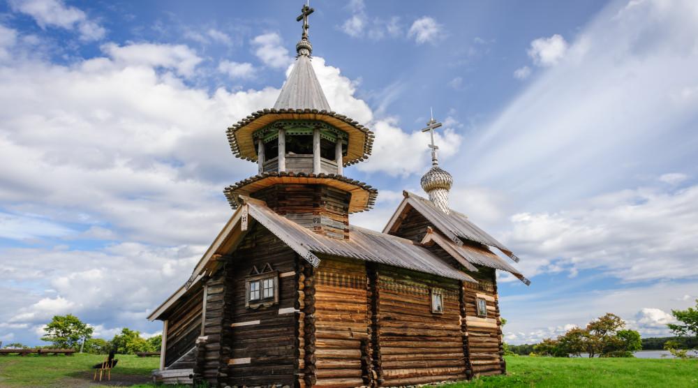 Часовня Михаила Архангела - фото №1