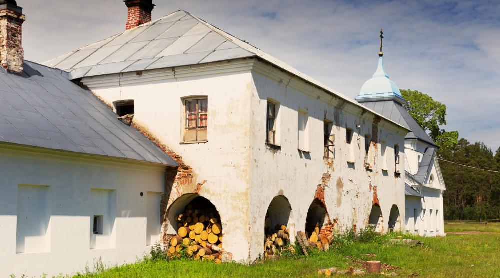Коневский Рождество-Богородичный мужской монастырь - фото №1