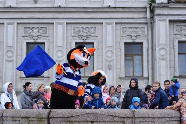Приключение кота-морехода на Неве - водная прогулка для детей
