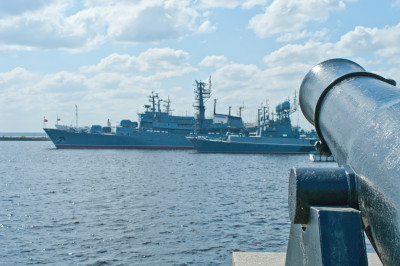 Военно-морские суда – фото достопримечательности вы увидите на экскурсии