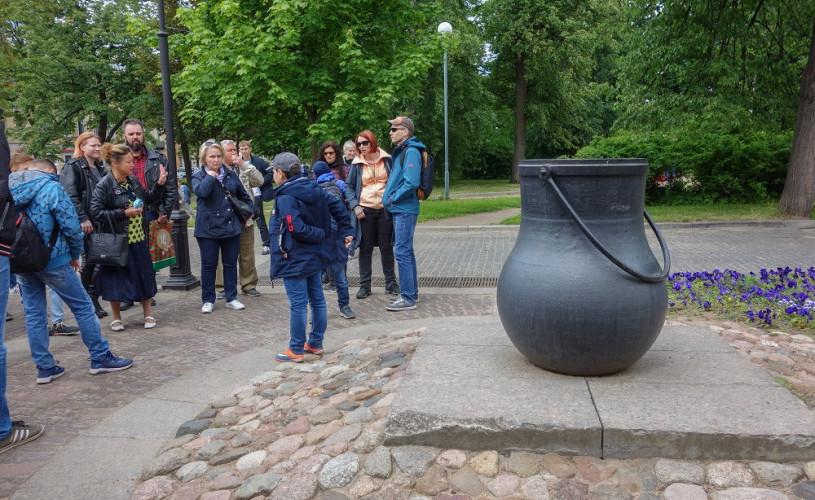 Уникальная экскурсия в Кронштадт на метеоре