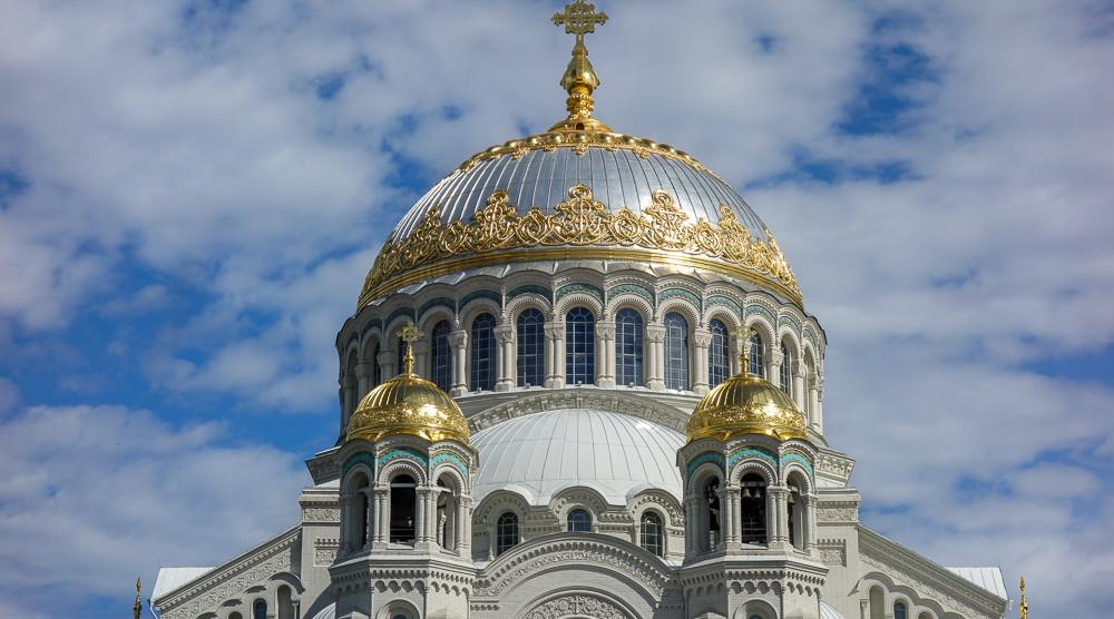 Экскурсия в Кронштадт с посещением Морского собора - фото №1