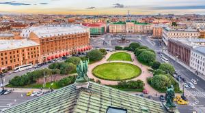 Экскурсии по крышам Петербурга - уменьшенная копия фото №4