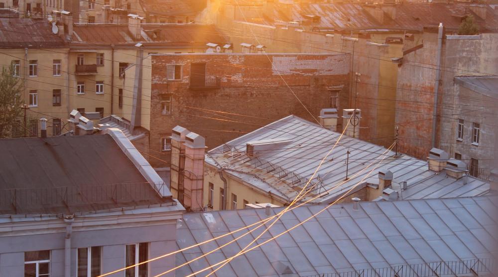 Экскурсии по крышам Петербурга - фото №1