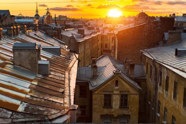 Обзор экскурсий по крышам Санкт-Петербурга  – фото для каталога