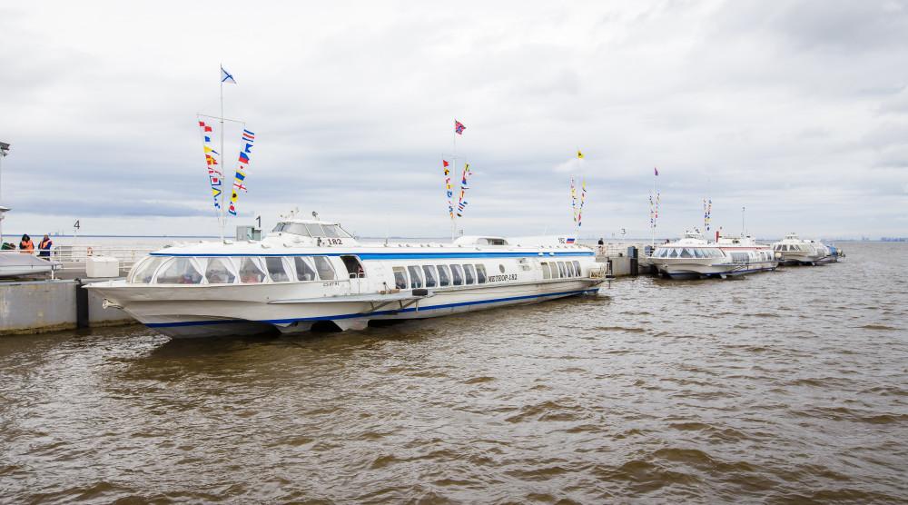 Ракета в Петергоф 2020 - фото №1
