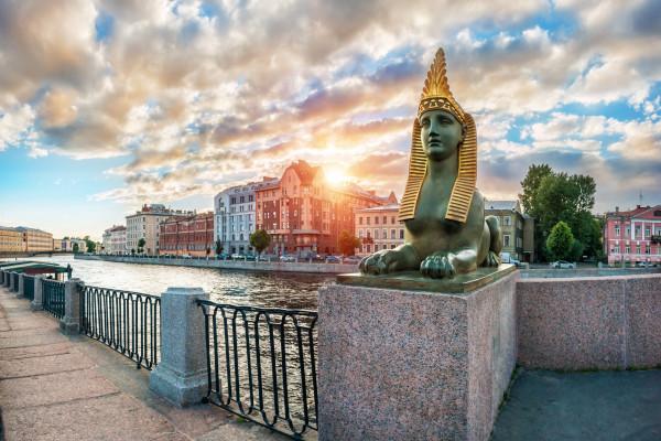 О чем молчат сфинксы - автобусная экскурсия по Петербургу