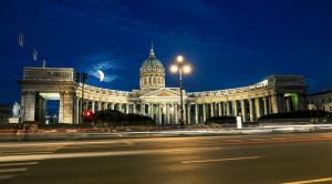 Ночная автобусная обзорная экскурсия по Санкт-Петербургу на английском языке - уменьшенная копия фото №8