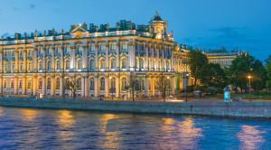 Ночная автобусная экскурсия по Санкт-Петербургу - уменьшенная копия фото №3