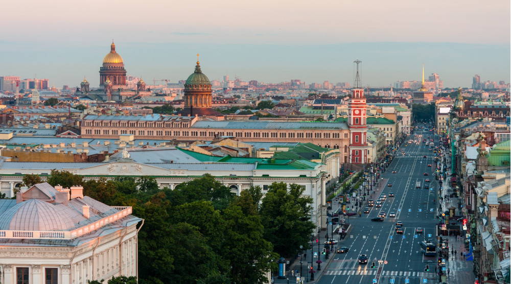 Экскурсии по крышам Петербурга - фото