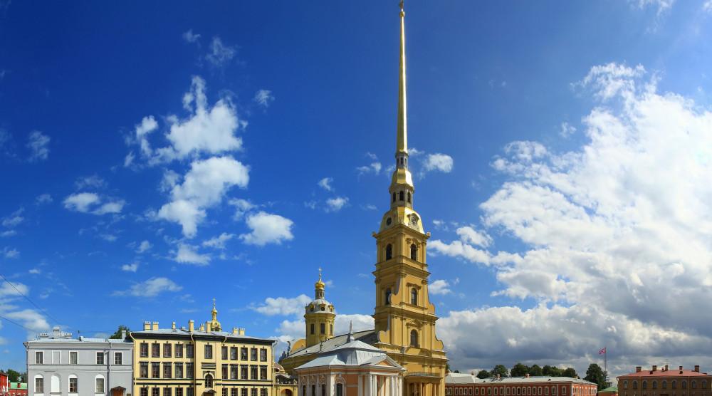 Петропавловская крепость - фото №1