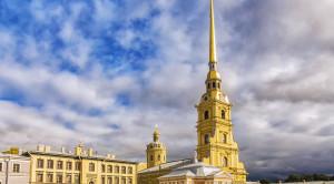 Пешеходная экскурсия «Петропавловка - сердце Петербурга» - уменьшенная копия фото №2