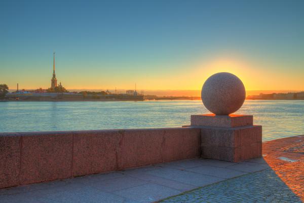 Пешеходная экскурсия «Петропавловка - сердце Петербурга»  – фото для каталога