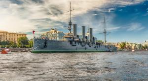 Крейсер «Аврора» - уменьшенная копия фото №3