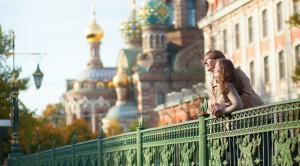 Обзорная автобусная экскурсия по Санкт-Петербургу - уменьшенная копия фото №1