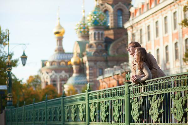 Обзорная экскурсия по Санкт-Петербургу  – фото для каталога