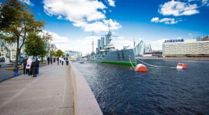 «РЕЧНОЙ EXPRESS» - экскукрсия с выходом в Финский залив - уменьшенная копия фото №1