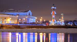 Автобусная экскурсия по ночному Петербургу с водной прогулкой по Неве - уменьшенная копия фото №11