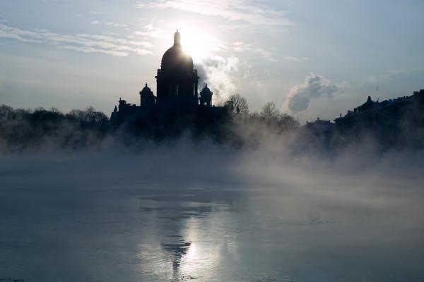 По следам Петербургских привидений - автобусная экскурсия фото