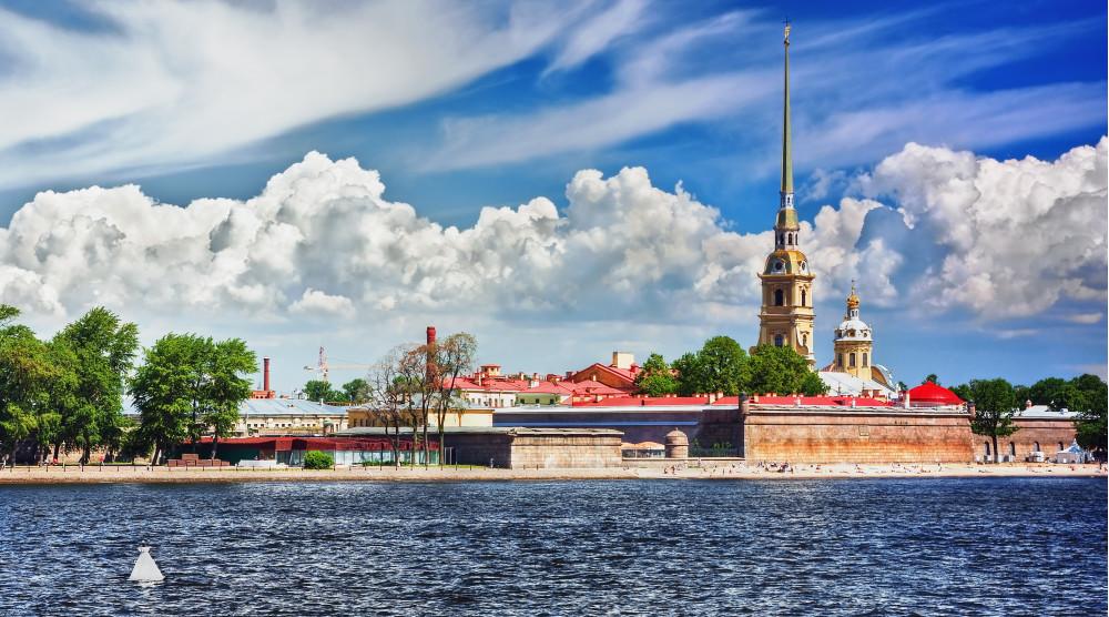Обзорная автобусная экскурсия по Санкт-Петербургу - фото №1