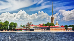 Обзорная автобусная экскурсия по Санкт-Петербургу - уменьшенная копия фото №9
