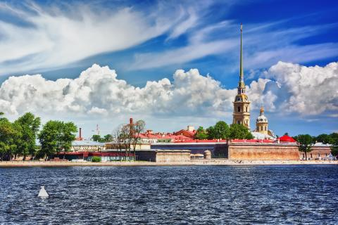 «Москва — Санкт-Петербург»  – фото для каталога