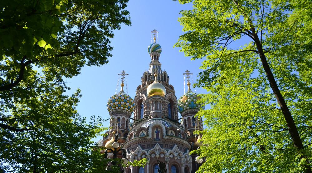 «Ах, этот Петербург - незабываемый!» - пятидневный эконом-тур  - фото №1