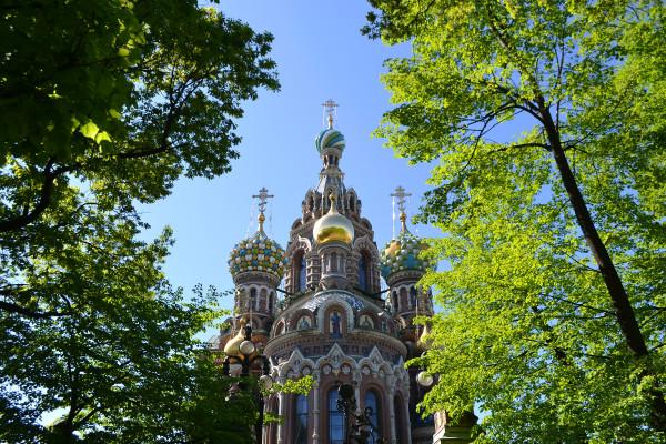 Святыни Петербурга - автобусная экскурсия  – фото для каталога
